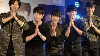 Press Con 5URPRISE Beyond and Seo Kang Jun Fan Meeting in Thailand