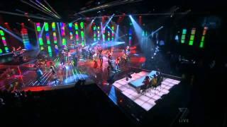 getlinkyoutube.com-LMFAO - Party Rock Anthem LIVE Xfactor Australia