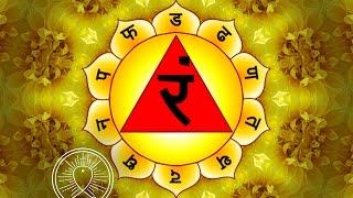 getlinkyoutube.com-Healing Sleep Meditation: Binaural Beats Meditation for Solar Plexus Chakra, 528hz Meditation Music