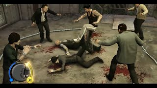 getlinkyoutube.com-Sleeping Dogs: Definitive Edition Martial Arts Club Central