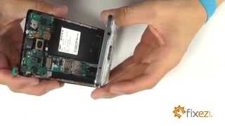 getlinkyoutube.com-Official Samsung Galaxy Note 4 Screen Repair & Disassemble - Fixez.com