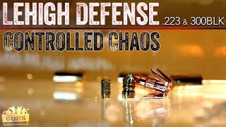 Lehigh Defense Ammo Review