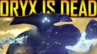 getlinkyoutube.com-Destiny - I KILLED ORYX!