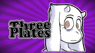 getlinkyoutube.com-【Undertale Comic Dub】- Three Plates