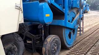 getlinkyoutube.com-Bmm300 (brick making machine). Snpcmachines pvt ltd
