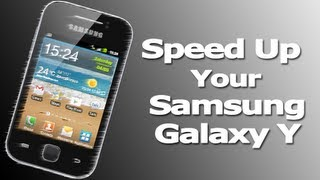 getlinkyoutube.com-How to Speed up your Samsung Galaxy Y GT-S5360