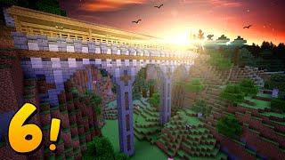 7 Bridge Designs & Ideas! - Minecraft