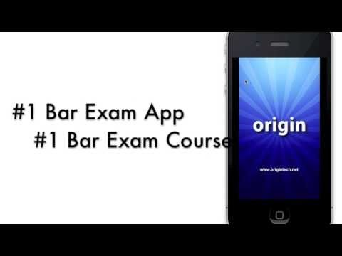 New Jersey Bar Exam