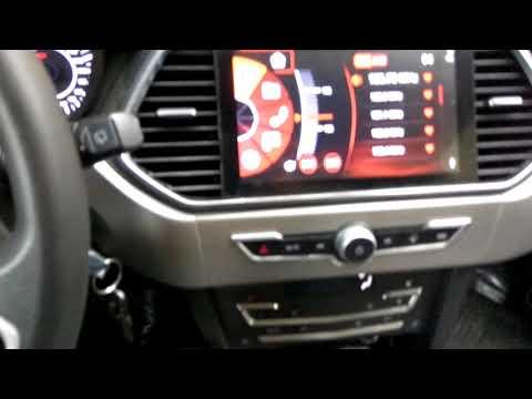 Лифан X70 подключение смартфона, альтернативная навигация