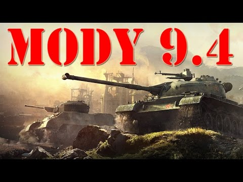 Mody 9.4 - Loretai vs Aslain :) World of Tanks