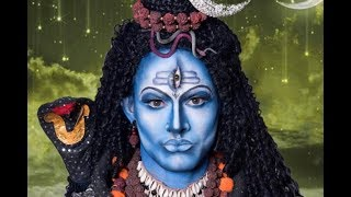 Best 3D Makeup Art Of Shiva   Shiva As Art.  In The Month Of Sawan, Shiv Darshan! Call 9920127706 M