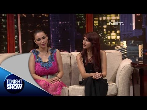 Tonight Show - Revalina S Temat dan Febi Febiola bahas sinetron dulu dan sekarang