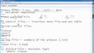getlinkyoutube.com-SQL: SQL* Loader Part-1