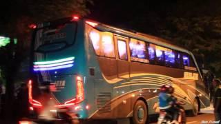 getlinkyoutube.com-3 Bus istimewa PO Subur jaya (SHD+) +telolet panjang