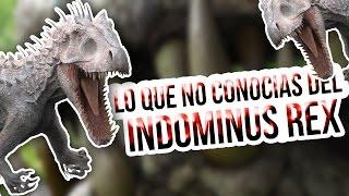 getlinkyoutube.com-Lo que no conocías del Indominus Rex