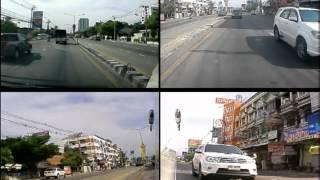 getlinkyoutube.com-กล้องติดรถยนต์ 4CH จะรีบไปไหน?
