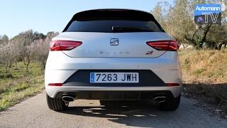getlinkyoutube.com-SEAT Leon Facelift Cupra 300 - pure SOUND (60FPS)