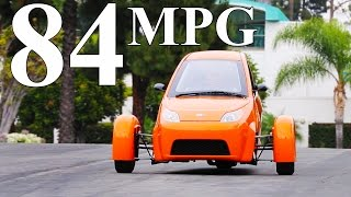 getlinkyoutube.com-Test Drive Elio the 84mpg, $6800 Car of the Future, Today!