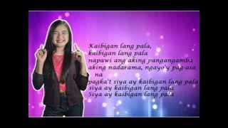 Kaibigan lang pala By:Eurika Minus 1 w/Lyrics