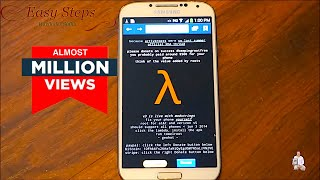 getlinkyoutube.com-How to Root Samsung Galaxy S4 without Computer | Towelroot