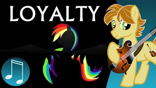 getlinkyoutube.com-Loyalty - original MLP music by AcousticBrony & MandoPony