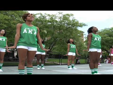 2011 UMD Block Show - Alpha Kappa Alpha