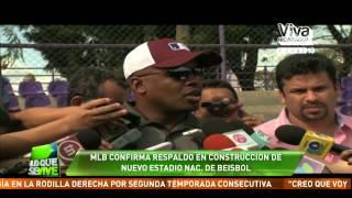 getlinkyoutube.com-MLB confirma respaldo en construcción de nuevo Estadio Nacional de Béisbol