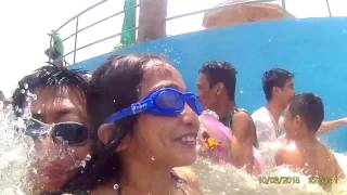 getlinkyoutube.com-Post Birthday Outing at Sea Breeze Taguig City