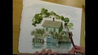 getlinkyoutube.com-Watercolor Workshop Eps8 Vignette