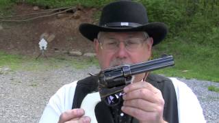 Traditions Single Action Army Revolver