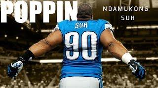 "getlinkyoutube.com-Ndamukong Suh    ""Poppin"" ᴴᴰ    Lions Career Highlights"