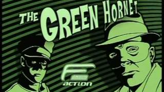 The Green Hornet starring Bruce Lee