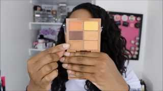 getlinkyoutube.com-*NEW* NYX CONCEAL & CORRECT PALETTE | First Impression
