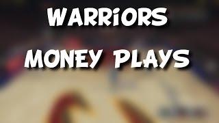 getlinkyoutube.com-NBA 2K16- Warriors Playbook (MONEY PLAYS)