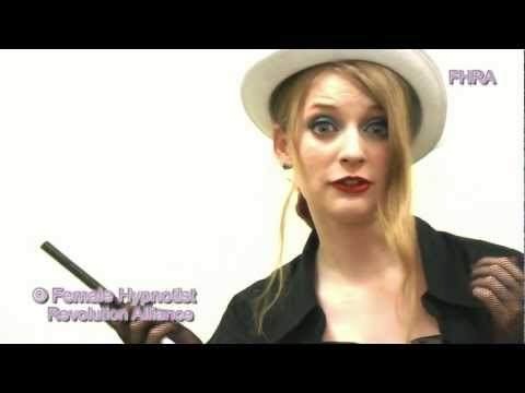 Female Hypno Spy - America's *top* female hypnotist; Madame Zoey
