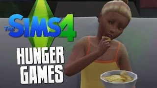 getlinkyoutube.com-The Sims 4 - THE HUNGER GAMES - The Sims 4 Funny Moments #19
