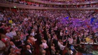 getlinkyoutube.com-Land of Hope and Glory - Last Night of the Proms 2009
