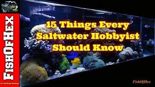 getlinkyoutube.com-15 Things Every Saltwater Hobbyist Should Know