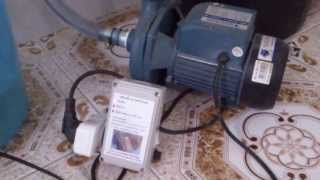 getlinkyoutube.com-ทดสอบเครื่องตั้งเวลารดน้ำถั่วงอก