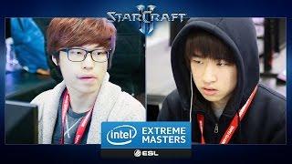 getlinkyoutube.com-StarCraft 2 - Soulkey vs. Maru (ZvT) - IEM 2015 Taipei - Semifinal