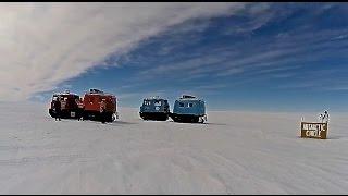getlinkyoutube.com-Riding In Hagglunds: Antarctica
