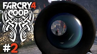 getlinkyoutube.com-Sniper !   Far Cry 4 Coop #2 - Avec Newtiteuf [FR]