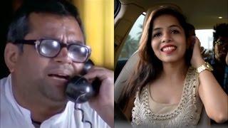 Dhinchak Pooja vs Babu Rao | Dhinchak Girl vs Legend