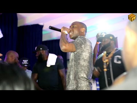 Davido At The African Summer Jam In NYC 2014  @iam_davido
