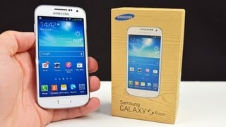getlinkyoutube.com-Samsung Galaxy S4 mini: Unboxing & Review
