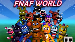 getlinkyoutube.com-[OUTDATED] FNaF World OST - Ice Dungeon Theme (Extended)