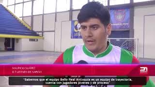 Leones de Nariño, campeón de la superliga, este fin de semana Argos futsala