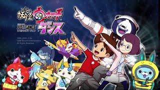 getlinkyoutube.com-[Yo-Kai Watch Dance: Just Dance SV] First Look