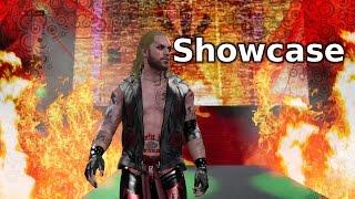 getlinkyoutube.com-WWE 2k17 - Leon Blackgrave Showcase MusicVideo