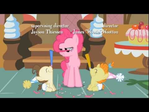 My Little Pony: Friendship is Magic - Happy Monthiversary (S2) (HD)